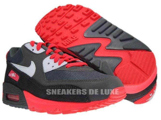 competitive price 2ad52 89fbb ... Nike Air Max 90 325018-046 Metallic Dark Grey Pink ...