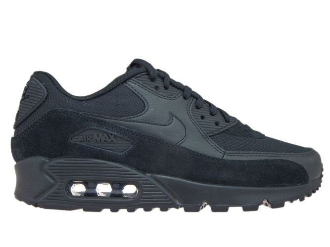 best service 1d556 a529c Nike Air Max 90 325213-043 Black Black-Black ...