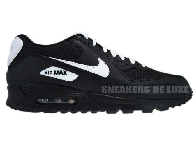san francisco 6c87a e31cf Nike Air Max 90 Black White 309299-034 ...
