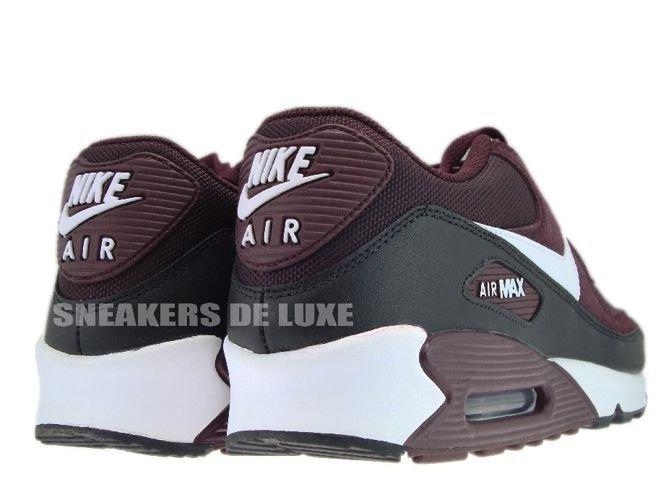 403ebd3df2 sneakers: Nike Air Max 90 Deep Burgundy/White-Black 325018-603 ...