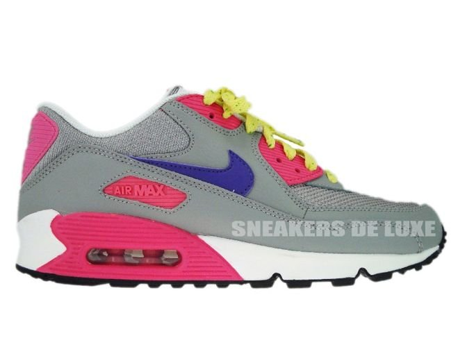 newest a8a65 9598a Nike Air Max 90 Medium GreyVarsity Purple 309298-003 ...
