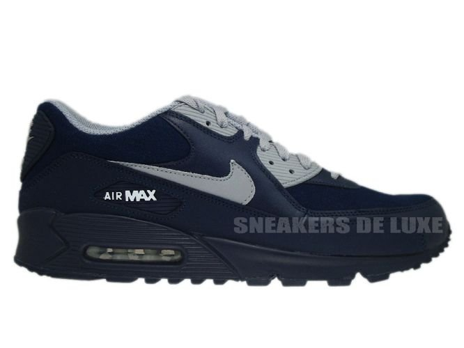 1bedccf6f3 sneakers: Nike Air Max 90 Obsidian/Wolf Grey White 325018-402