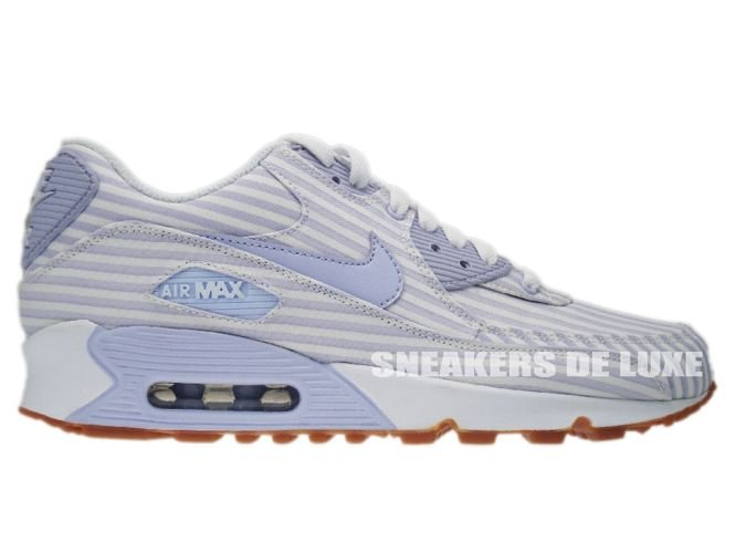 8547fc2ac7d3 English  Nike Air Max 90 Palest Purple White Gum Light 325213-503 ...