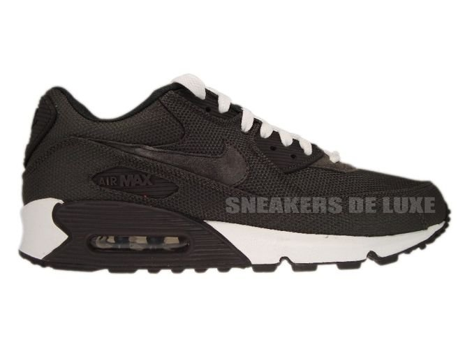 pretty nice 4c1fe 7e85d Nike Air Max 90 Premium Black/White/Medium Grey 333888 ...
