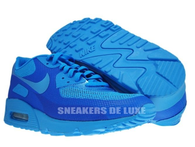 info for ccc04 9fb89 ... Nike Air Max 90 Premium Hyperfuse Blue Glow Blue Glow 454446-400 ...
