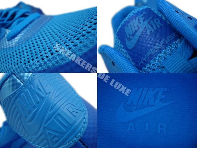wholesale nike air max hyperfuse blue glow aaad8 3c1ab