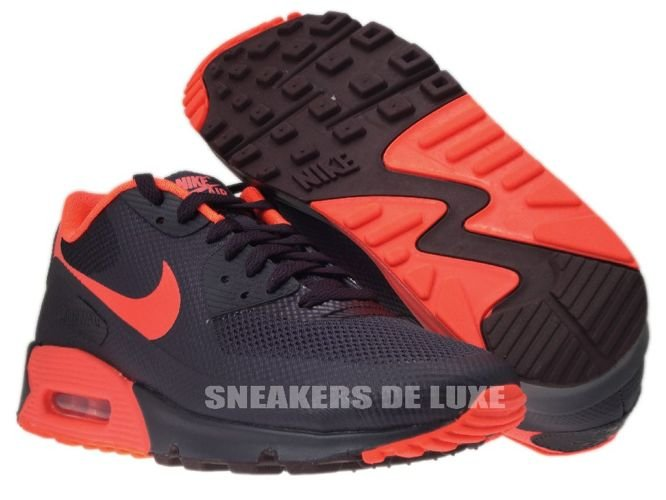 premium selection 0b853 0f96c ... Nike Air Max 90 Premium Hyperfuse Port Wine Bright Crimson 454446-661  ...