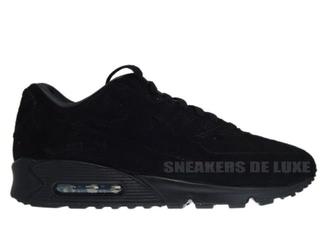 size 40 07cd7 3abbb Nike Air Max 90 VT Black Black 472489-003 ...