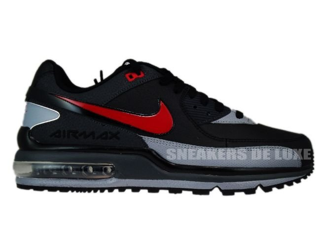 check out 4f65a ed88b Nike Air Max LTD 2 Black Sport Red-Anthracite Stealth 316391-019 ...