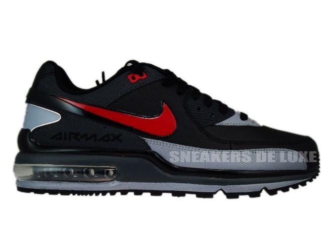 153dd5ee9a Nike Air Max LTD 2 Black/Sport Red-Anthracite Stealth 316391-019 ...