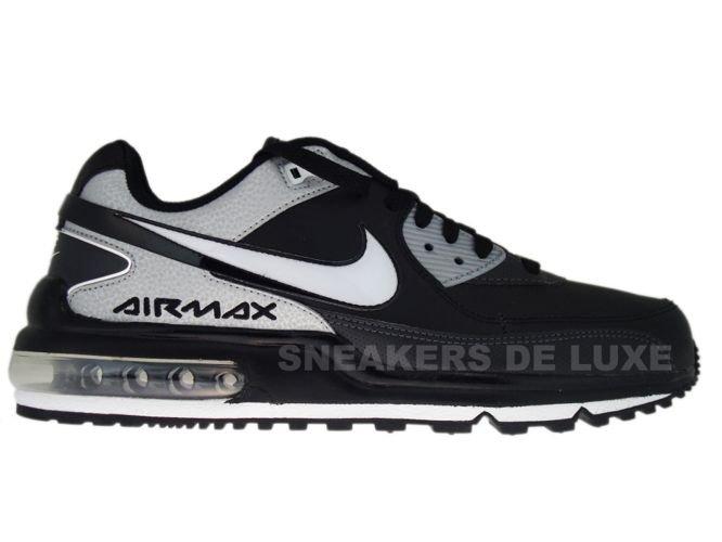 zniżka gorący produkt Najnowsza moda Nike Air Max LTD II Black/White Anthracite-Metallic Silver ...