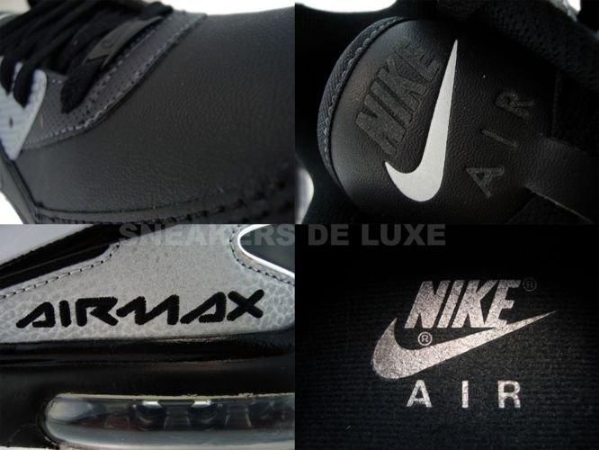huge discount 743e3 4e676 Nike Air Max LTD II BlackWhite Anthracite-Metallic Silver 316391-017