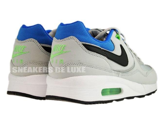 cheap for discount 98ffa 1a238 ... Nike Air Max Light Neutral Grey Black Blue ...