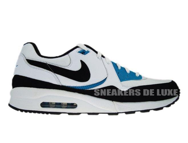 timeless design bb3cc f46d0 Nike Air Max Light WhiteBlack Glass Blue 315827-121 ...
