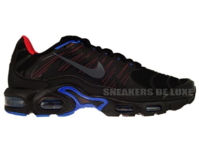 info for c7a3a 57d8e Nike Air Max Plus TN 1.5 Black/Dark Grey-Challenge Red ...