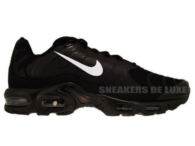 various colors catch half price Nike Air Max Plus TN 1.5 Black/White-Black