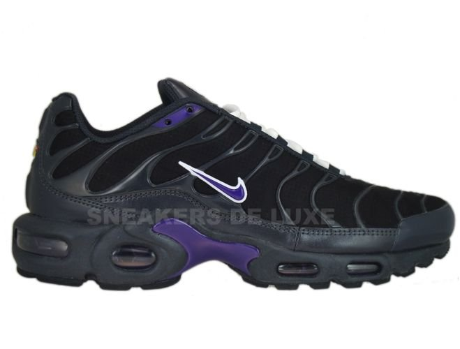 low priced 3d65e 2dc34 Nike Air Max Plus TN 1 Anthracite/Club Purple-Black-White