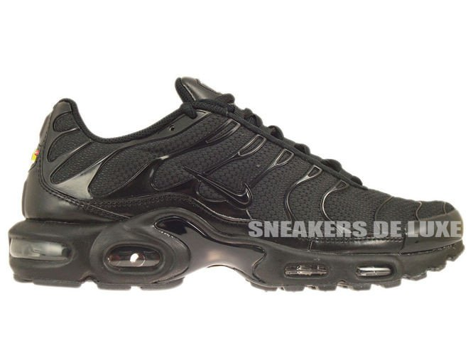 sale retailer 0e1a8 57a18 Nike Air Max Plus TN 1 BlackBlack-Black ...