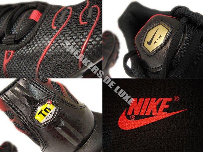 4574cd0363 sneakers: Nike Air Max Plus TN 1 Black/Diablo Red-Anthracite 604133-078
