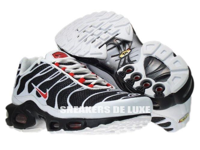 Nike Air Max Plus TN 1 Black/Sport Red