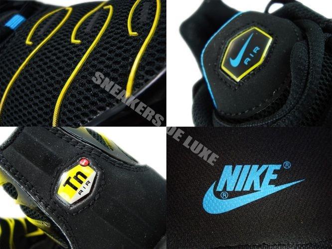 ... Nike Air Max Plus TN 1 Black Tour Yellow-Dynamic Blue. Product code   604133-074 0a52e33ea