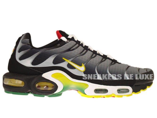 Nike Air Max Plus TN 1 BlackWhite Tour Yellow University Red