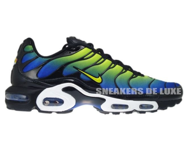 5718e66014 sneakers: Nike Air Max Plus TN 1 Hyper Blue/Cyber-Black 604133-430