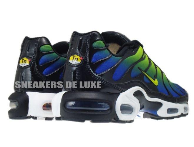4dfdeb115e sneakers: Nike Air Max Plus TN 1 Hyper Blue/Cyber-Black 604133-430