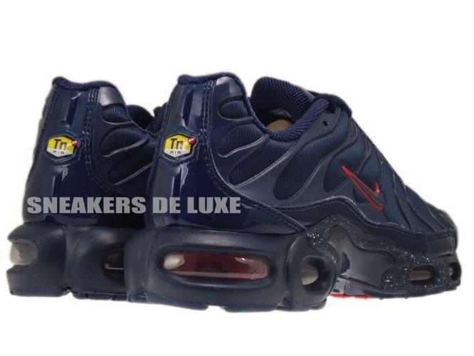 san francisco 7b0ba 27bb7 ... Nike Air Max Plus TN 1 Obsidian Obsidian-Challenging Red ...