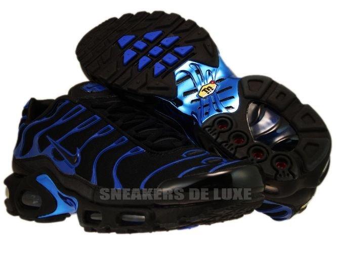 004 1 Blackblack 387179 Air Team Royal Tn Plus Nike Premium Max EYeWI2bHD9