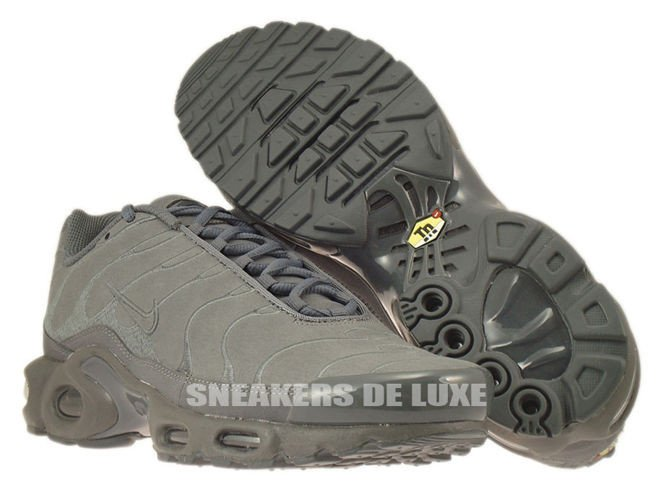 oficial Últimas tendencias zapatos elegantes Nike Air Max Plus TN 1 Premium Leather