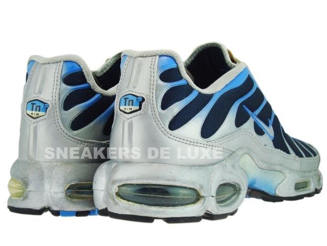 6ee45430f923df ... where to buy nike air max plus tn 1 slip on silver blue 087d9 bb8d6