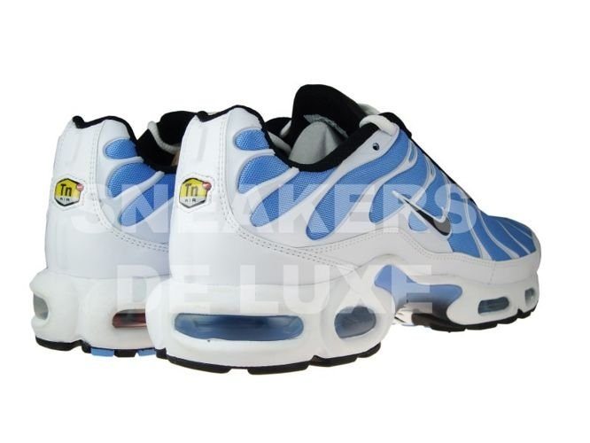 dc9d0965d8 sneakers: Nike Air Max Plus TN 1 University Blue/Black-White 605112-400
