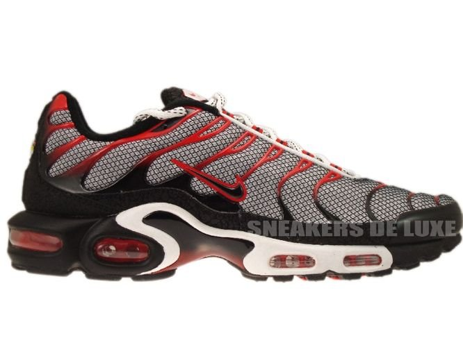 0af4873e9e sneakers: Nike Air Max Plus TN 1 White/Black-Challenge Red 604133-118