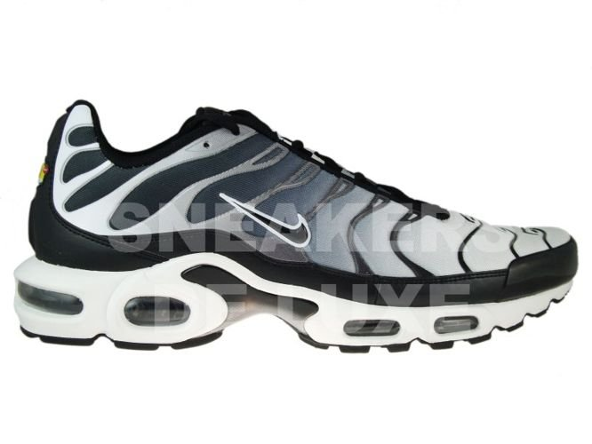 50% off utterly stylish best shoes Nike Air Max Plus TN 1 White/Black-White
