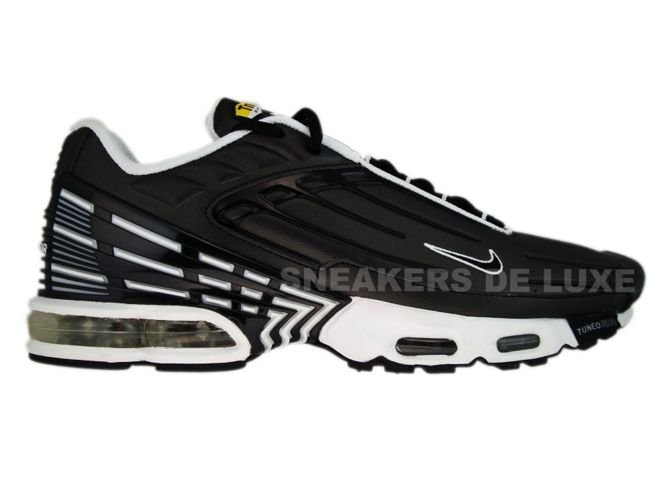 46bc1a76c8 sneakers: Nike Air Max Plus TN III 3 Black/Black-White 604201-002 ...