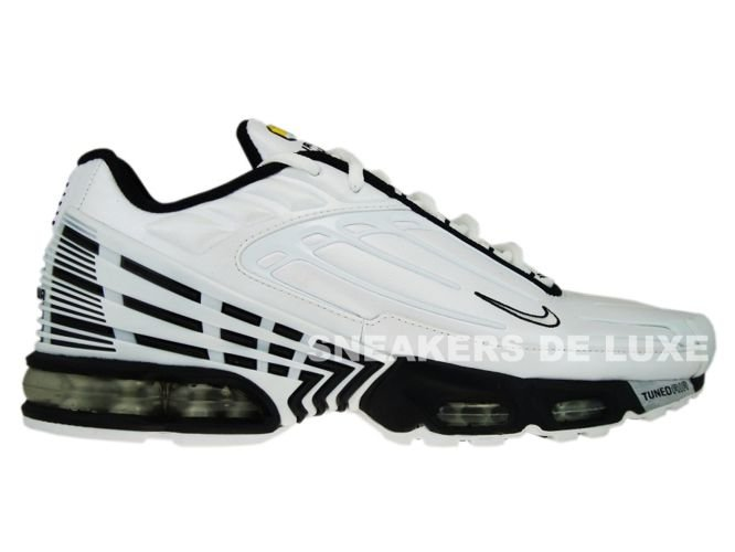 size 40 43d76 de57c Nike Air Max Plus TN III 3 WhiteBlack 604201-111
