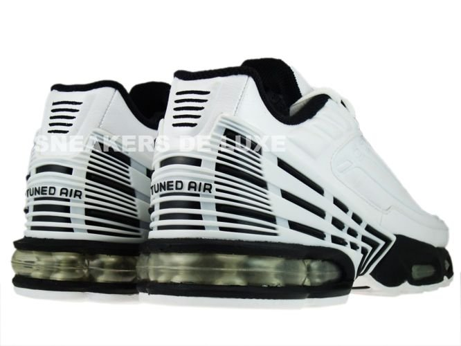 7bf3cec1e4 sneakers: Nike Air Max Plus TN III 3 WhiteBlack 604201-111 604201-111
