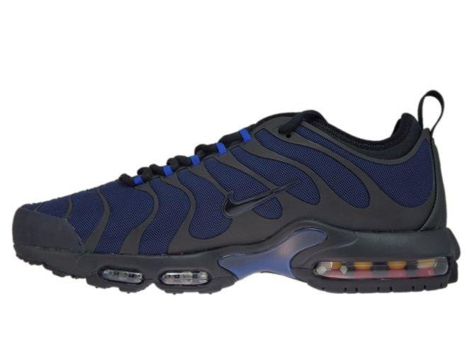 the latest 57efb 5d300 ... Nike Air Max Plus TN Ultra 898015-404 Obsidian Black-Gym Blue ...
