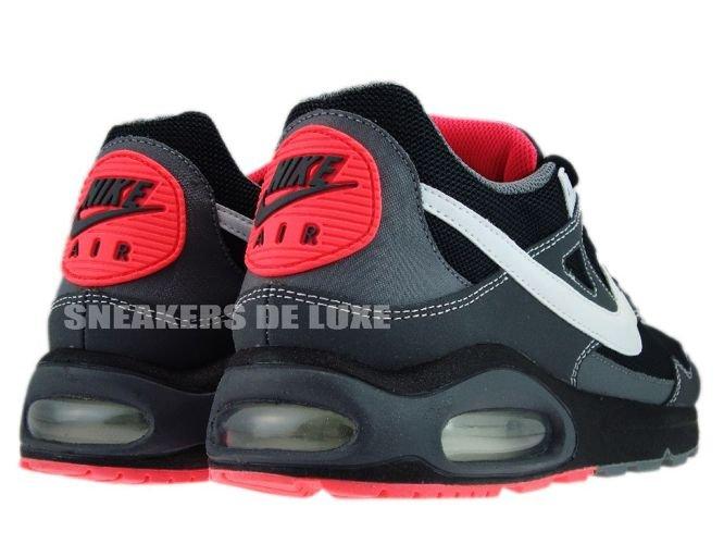 pretty nice a5a8a a9427 Nike Air Max Skyline BlackWhite Dark Grey Solar Red 343886-026 .