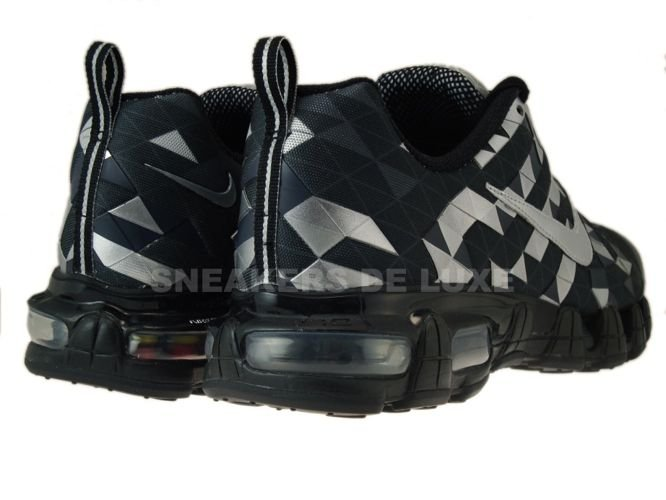 new style a097c 11e3e Nike Tuned X 10 Black/Metallic Silver 363886-001