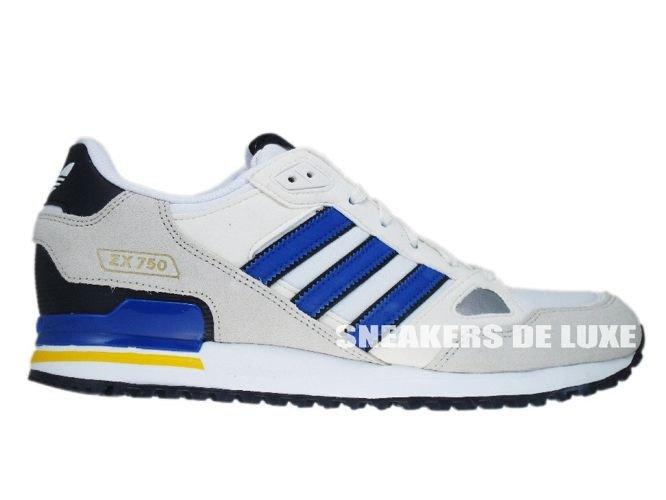 7b396e8a8a3e8b ... clearance q23656 adidas zx 750 originals white bliss blue true blue  c4b63 ed692