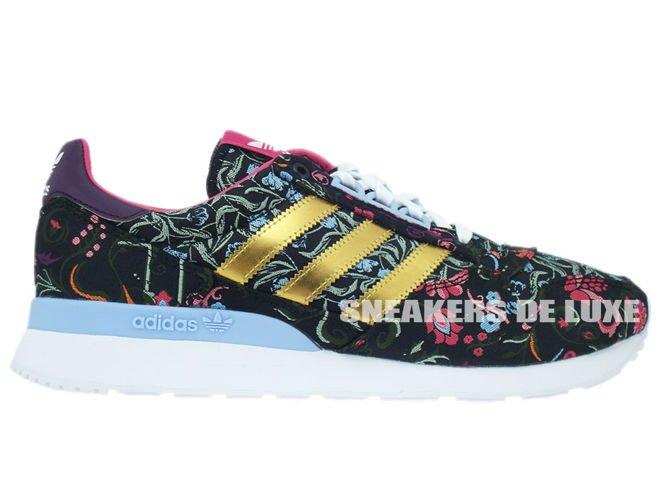 buy online cc3a8 c28a9 S77319 adidas ZX 500 OG W Flower Pack