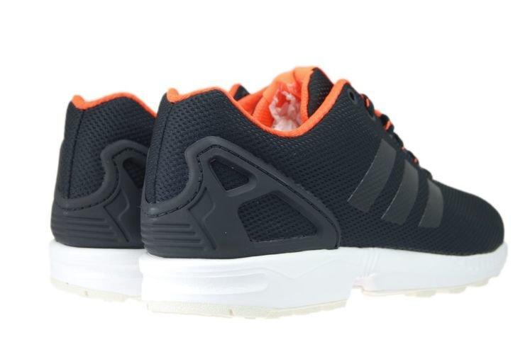 inglese: s79099 adidas zx del nucleo solare nero / arancione / sole raggiante