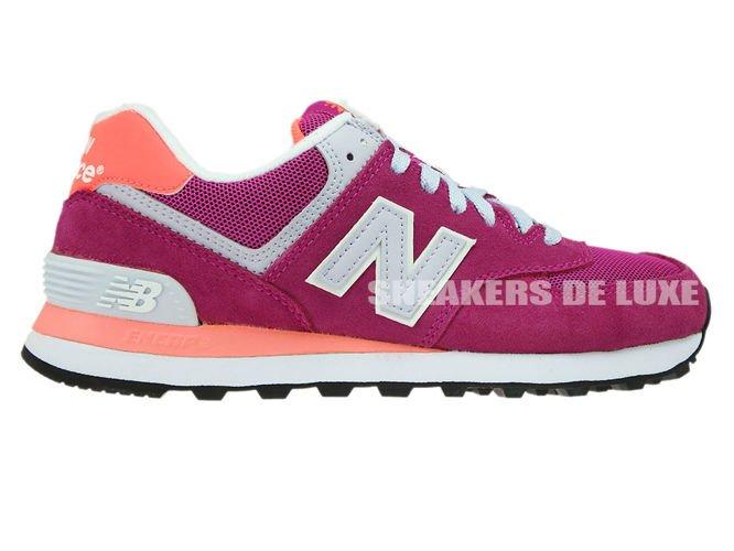 ogromny wybór nowe tanie kup najlepiej English: WL574CPI New Balance Pink WL574CPI New Balance \ womens