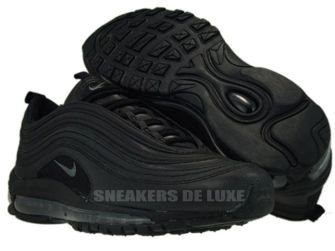 312641-020 Nike Air Max 97 Black/Metallic Hematite-Black