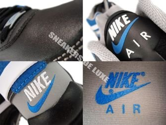316391-057 Nike Air Max LTD II Black/White-Medium Grey-Imperial Blue