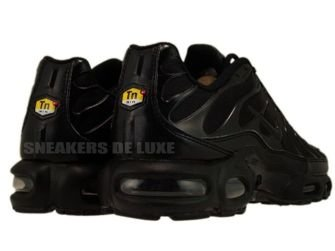 604133-008 Nike Air Max Plus TN 1 Anthracite/Black-Black