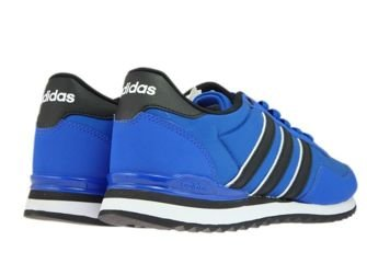 AW4077 adidas NEO Jogger CL Blue/Core Black / Ftwr White