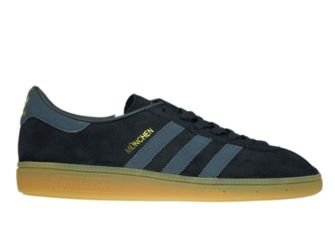 BB5295 adidas München Core Black/Dark Grey/Gum